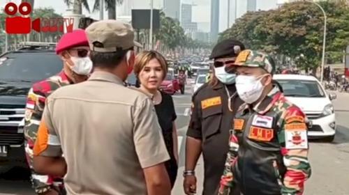 Viral Pengibaran Bendera di PIK Dihadang Aparat, Pemprov DKI: Mustahil Kita Larang, Tapi...