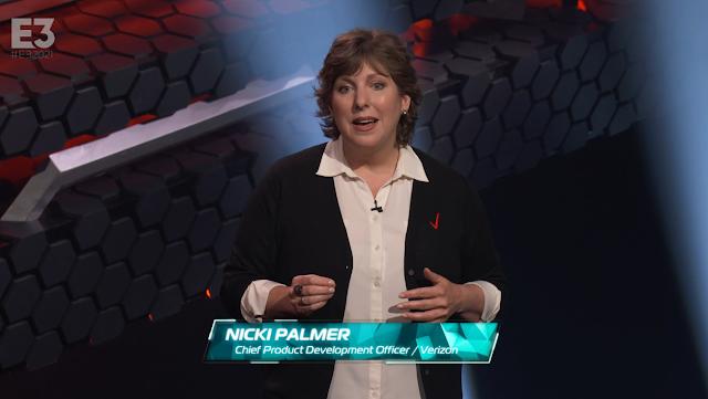 Nicki Palmer Chief Product Development Officer Verizon E3 2021