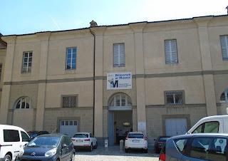 The Museo Civico Scienze Naturali Enrico Caffi is in Piazza Cittadella