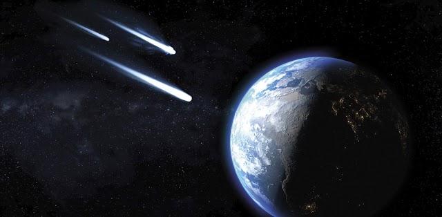 Η ΝΑSA προειδοποιεί για την έλευση αστεροειδών κοντά στη Γη τις επόμενες ώρες