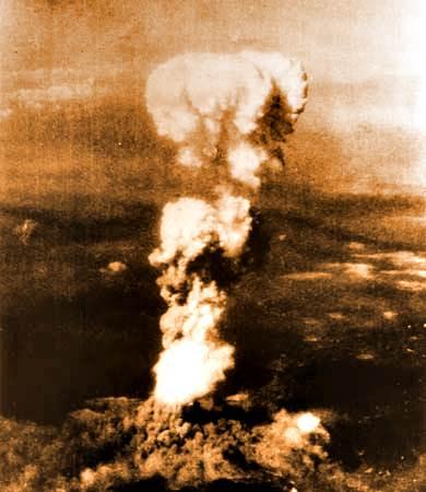 Bombardeo atómico de Hiroshima