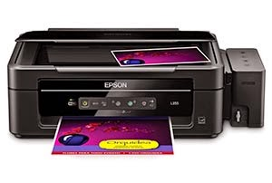 epson l355 does not print duplex