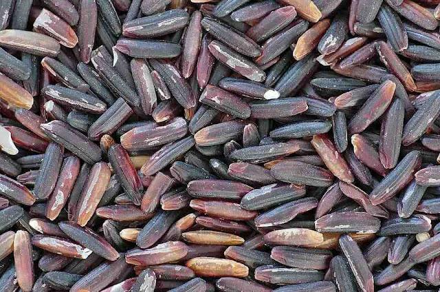 الفوائد الصحية للأرز الأسود