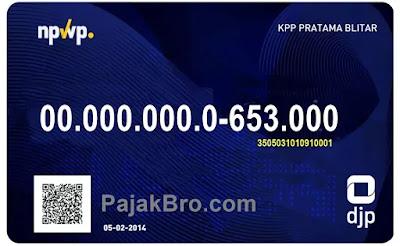 Ketahui Status Pusat Cabang Pada NPWP Online