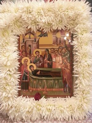 Ιερός Ναός Αγίων Θεοπατόρων Ιωακείμ και Άννης Ανθόκηποι Ευκαρπίας
