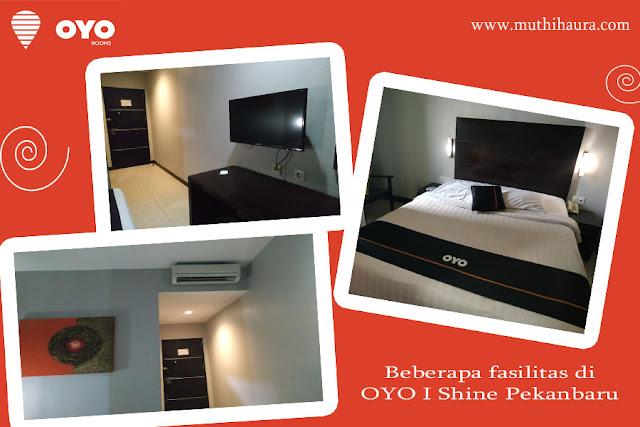 fasilitas oyo i shine