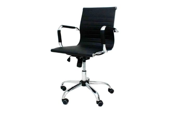 Cadeira Brun Charles modelo escritório