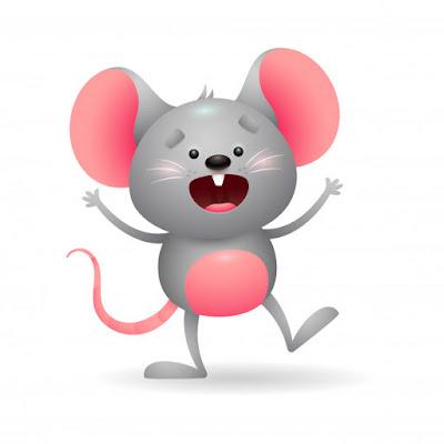 Los ratones se creen humanos en las casas