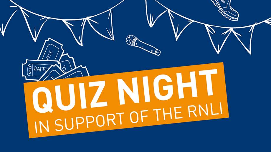 Swanage RNLI Lifeboat Week: Fun quiz tonight at Swanage