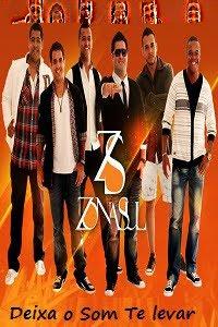DVD Grupo Zona Sul - Deixa o Som Te Levar (2010)
