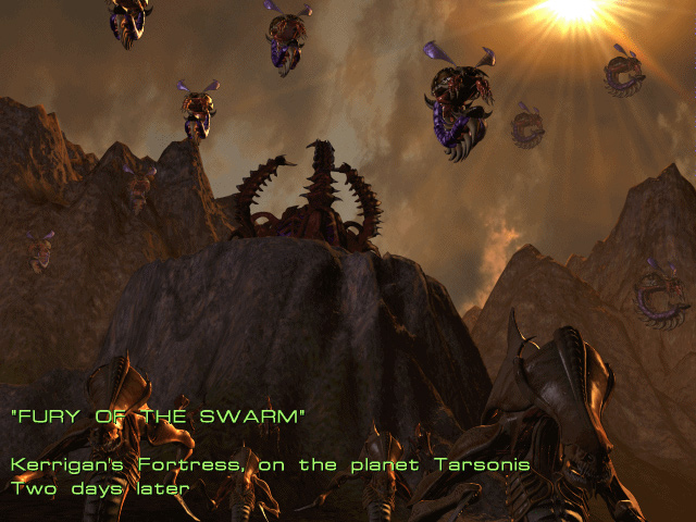 Mission 6: Fury of the Swarm