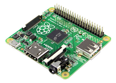 web server Raspberry pi A+