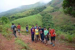 Kudremukh, start of the trek