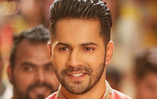 Varun Dhawan hairstyle badrinath ki dulhania