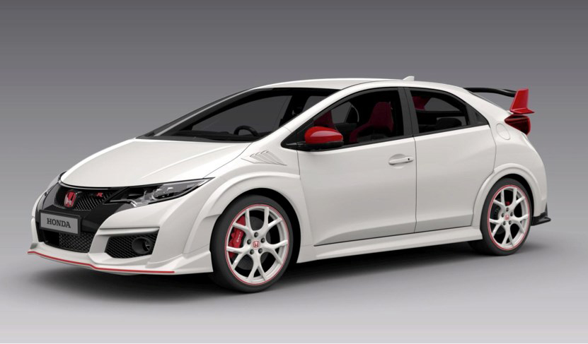 honda civic type r white edition. Black Bedroom Furniture Sets. Home Design Ideas