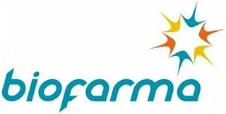 BUMN PT Biofarma (Persero) Tingkat D3 S1 November 2019