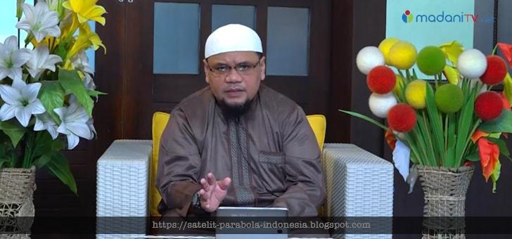 Frekuensi Madani TV di Parabola Palapa D Terbaru