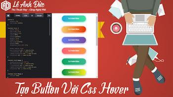 Tạo Button Chuyển Hướng Với Css Hover Tuyệt Đẹp Cho Blogspot