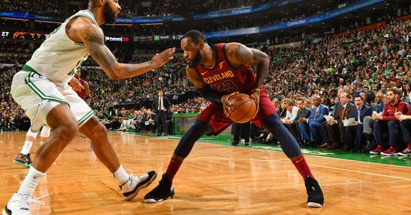 Will the Celtics force another Lebron James departure from Cleveland?