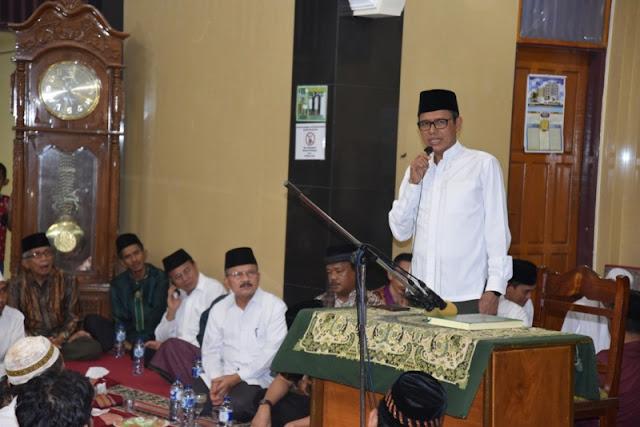 """Gubernur Ungkap Alasan Mega Proyek """"Bersarang"""" di Padangpariaman"""