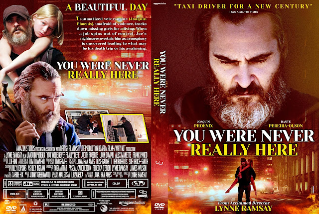 You Were Never Really Here DVD Cover