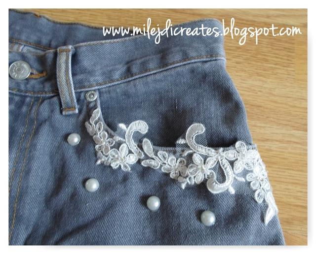 Poszarpane szorty jeansowe z dziurami, trend lata 2016, spodenki DIY // Waisted, ripped denim short DIY