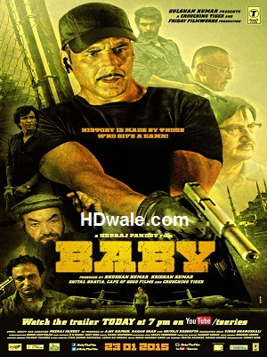 Baby Full Movie Download (2015) Full HD 720p WEB-DL 1100mb