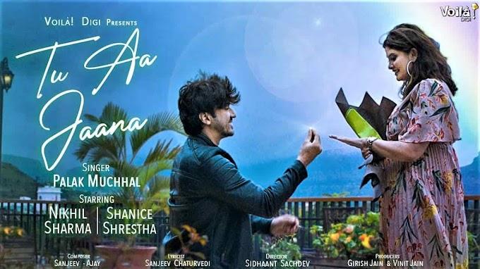 Tu Aa Jaana Easy Guitar Chords | Palak Muchhal | Capo