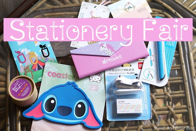 Peppy Basket Cute Kawaii Korean Stationery Fair Delhi