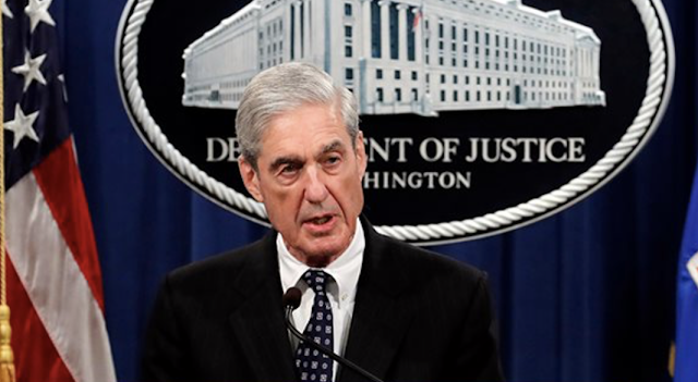 Mueller Speaks: No Collusion But Lots Of Confusion