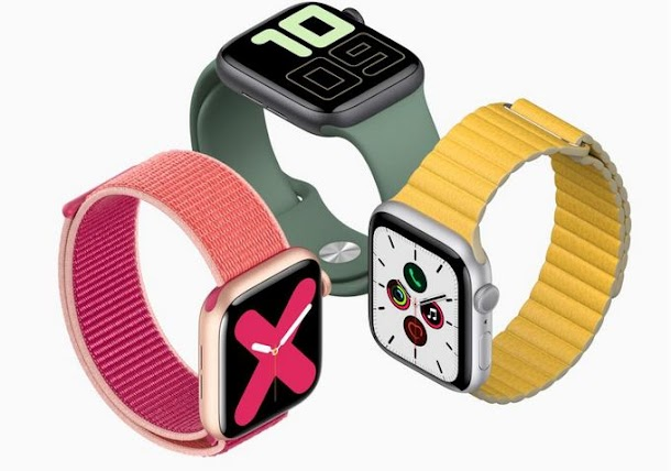 Apple Watch Series 5 Resmi Hadir di Indonesia, Harganya?