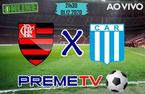 Flamengo x Racing Ao Vivo