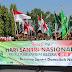 Meriahnya Hari Santri Nasional di Blora