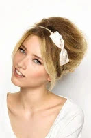 Vintage Hairstyle Bouffant