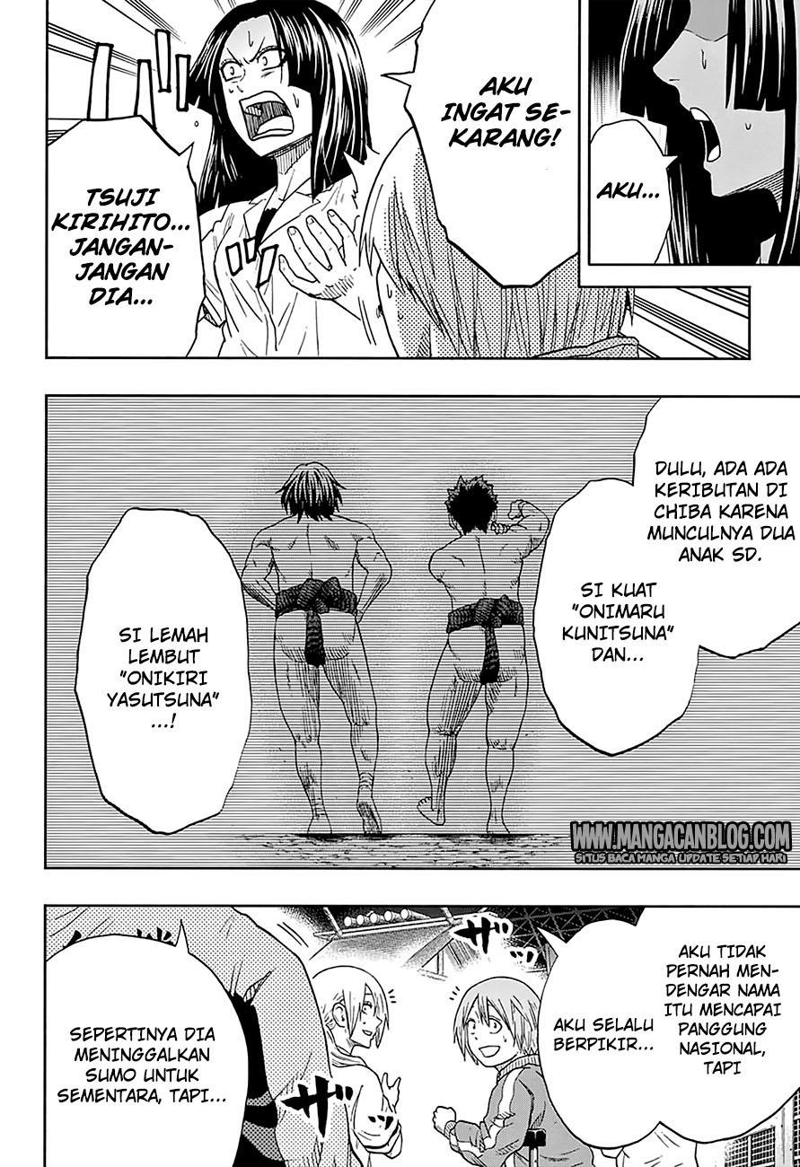 Hinomaru Zumou Chapter 139-13