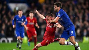 Prediksi Skor Liverpool vs Chelsea 23 Juli 2020