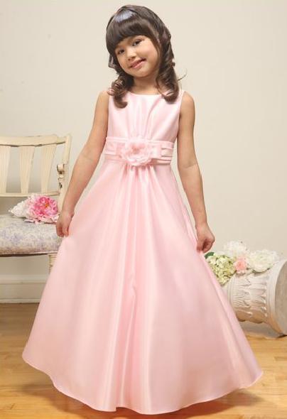 Vestido De Niña De Presentacion Imagui