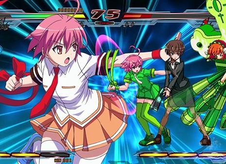 Nitroplus Blasterz Heroines Infinite Duel review