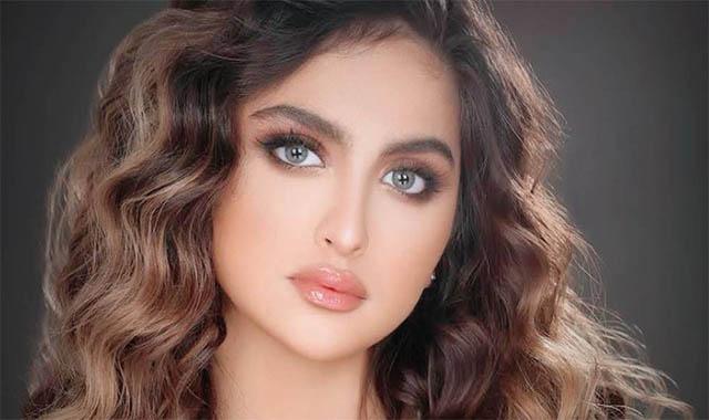 الفنانة حلا الترك تحبس والدتها مني الساير والسبب 200 الف دينار