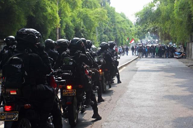 Satyo Purwanto: Pelaku Anarki Sesungguhnya adalah Pemerintah Jokowi