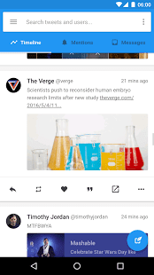 Flamingo for Twitter 17.2 Latest APK is Here!