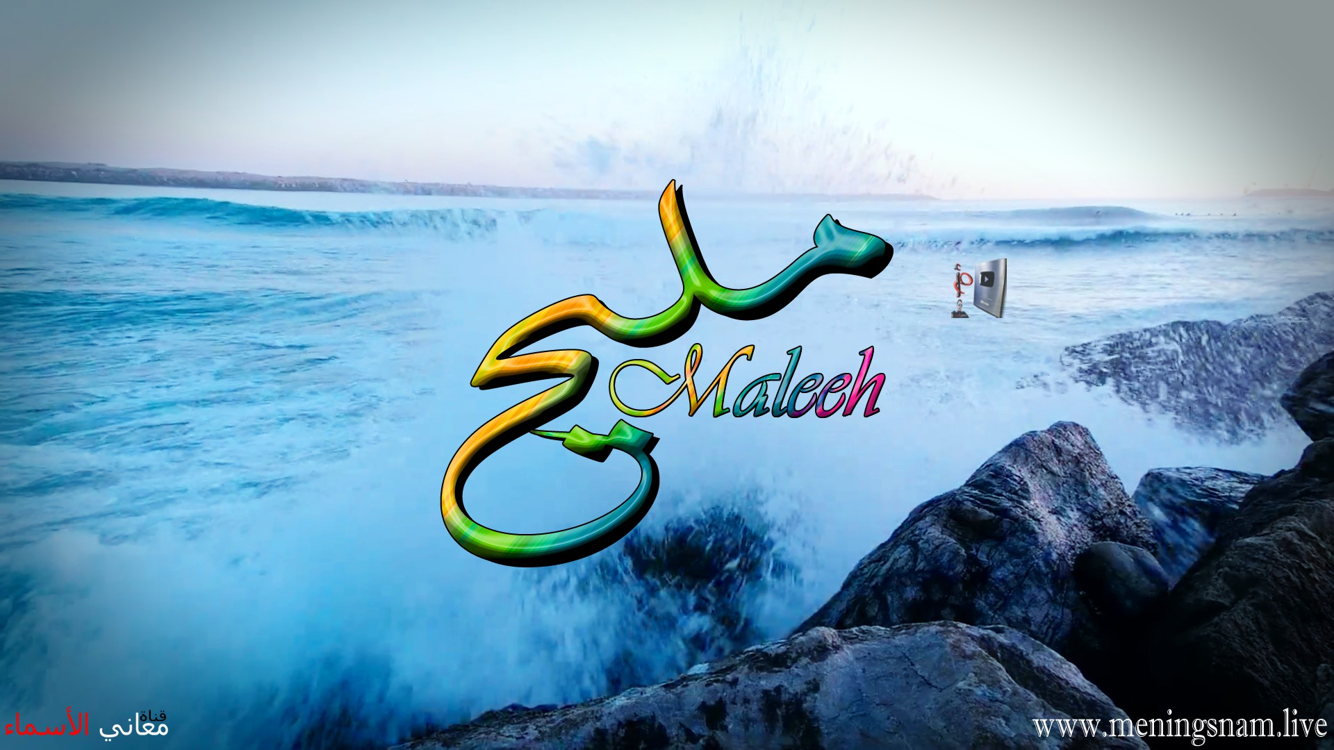 معنى اسم مليح وصفات حامل هذا الاسم Maleeh