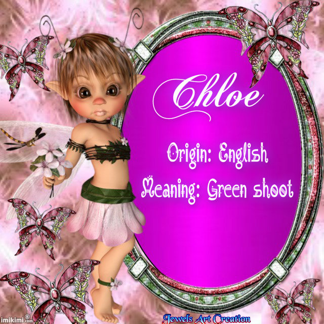 59 CHRISTIAN MEANING OF CHLOE, OF CHLOE MEANING CHRISTIAN