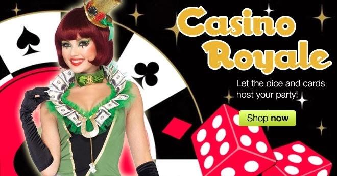 Casino Party Costume