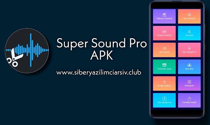 Super Sound v2.1.3 Pro APK
