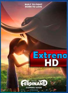 Olé, el viaje de Ferdinand (2017) | DVDRip Latino HD GDrive 1 Link