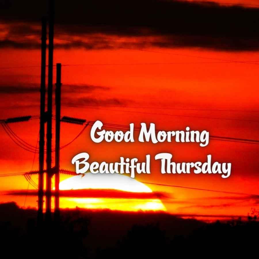 good thursday morning