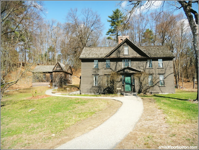 Orchard House en Concord, Massachusetts