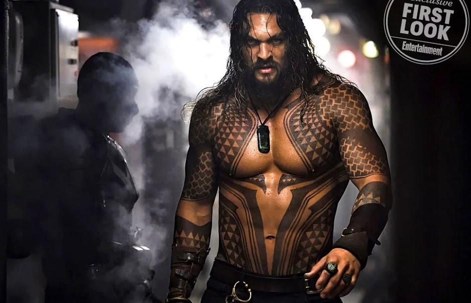 Aquaman | Divulgada primeira foto oficial do próximo filme DC
