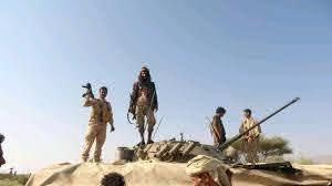 مواجهات في جبهة رحوم بمديرية مراد جنوب محافظة مأرب